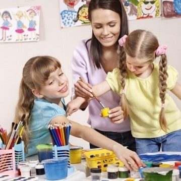 home based childcare business