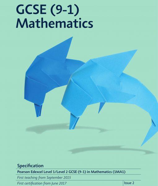GCSE Mathematics course spec