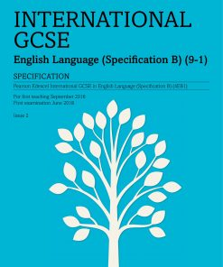 IGCSE English Language specification