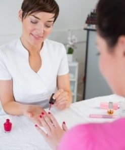 nail technician course