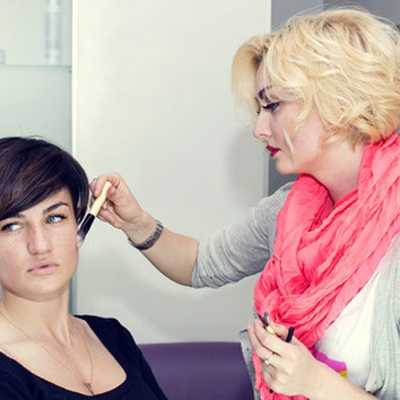 make-up and nail technician course