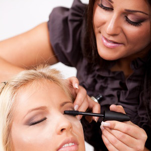 make up artist start your own business