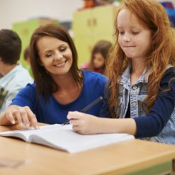teaching assistant level 3