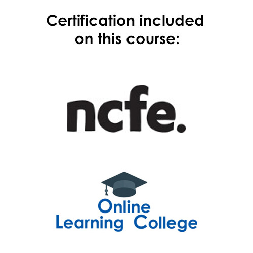 ncfe certification included