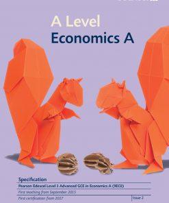 Economics A Level Specification